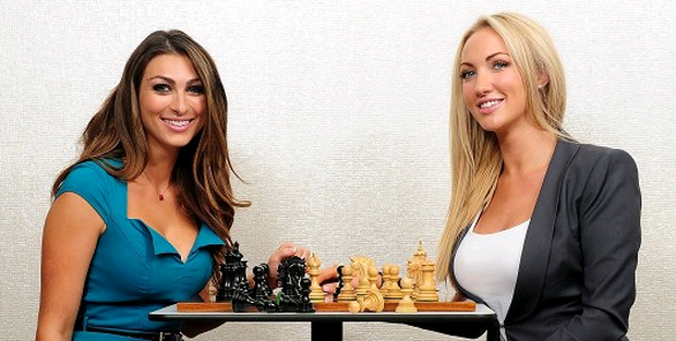 Luisa Zissman and Leah Totton are in the final of The Apprentice