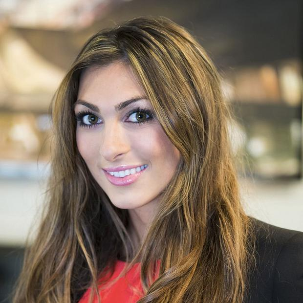 Luisa Zissman says she isn't affected by bad press