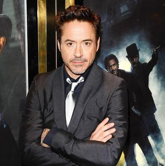 Robert Downey Jr is the highest-paid Hollywood star