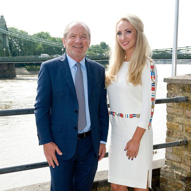 Leah Totton has been named the winner of The Apprentice