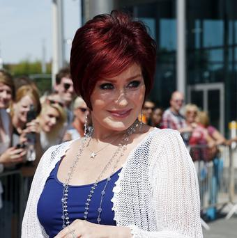 Sharon Osbourne says she's in a different league when it comes to her outfits