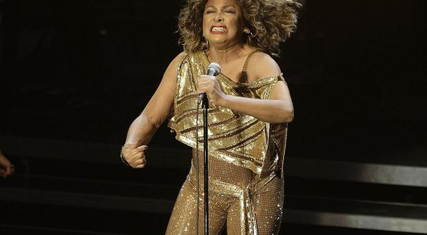 Tina Turner is reported to have married again