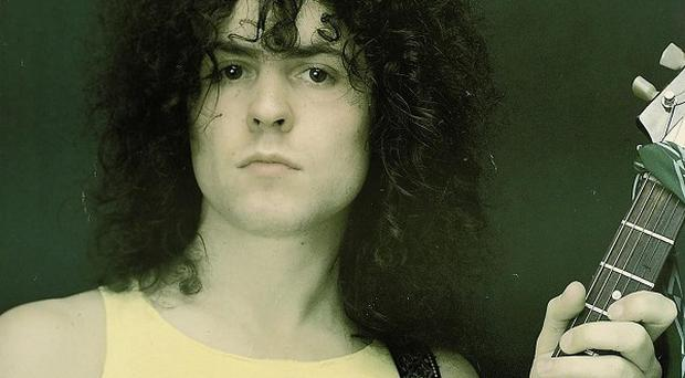 Marc Bolan died in a car accident in 1977