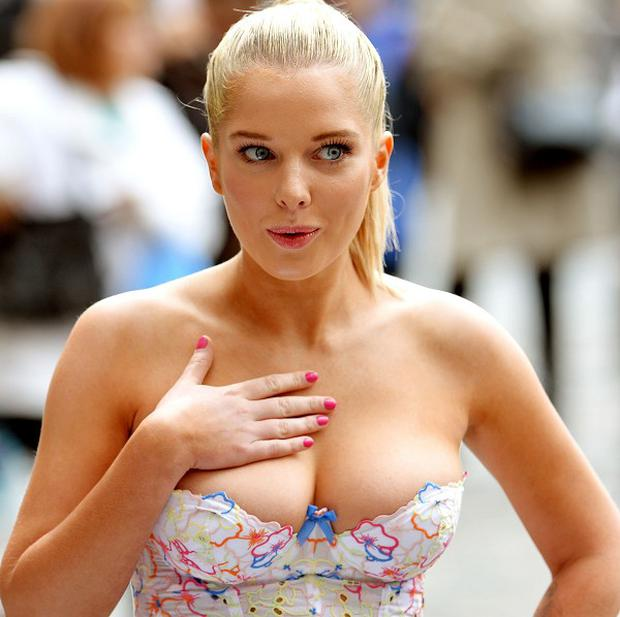 Helen Flanagan is launching a pop career