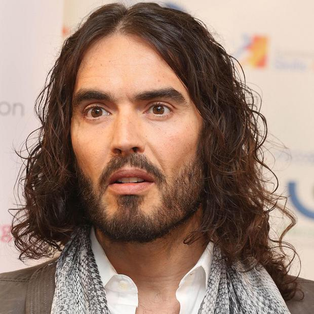 Russell Brand is looking for a temporary home in London