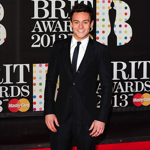 Tom Daley has been named sexiest man by Attitude magazine