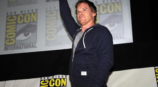 Actor Michael C Hall is saying farewell to Dexter