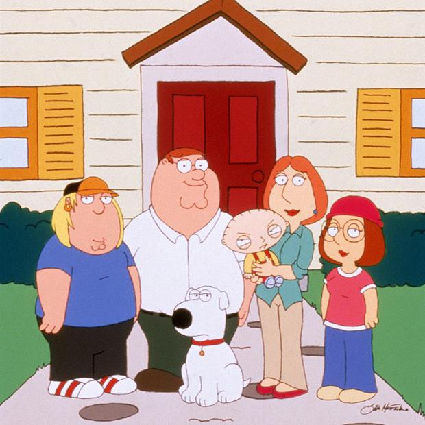 Family Guy is set for a meeting with The Simpsons