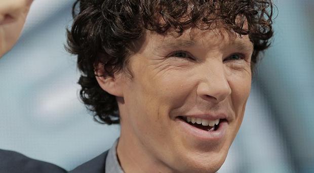 Benedict Cumberbatch joked about leaking the plot of Sherlock at Comic-Con