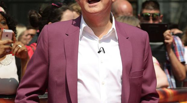Louis Walsh kept his fellow X Factor judges waiting, according to reports