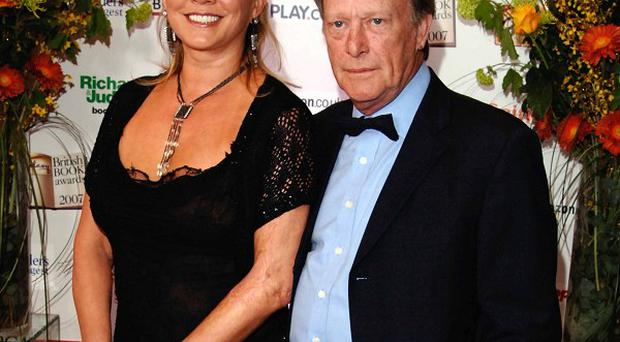 Dennis Waterman (pictured with Amanda Redman)