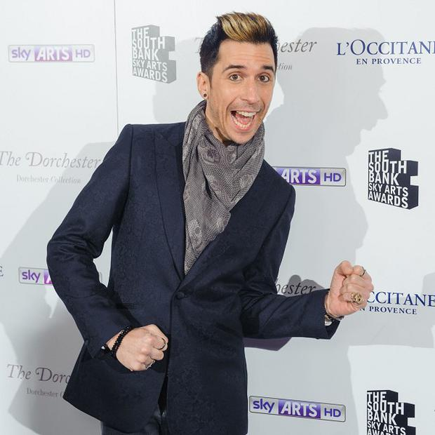 Russell Kane has ideas for a chat show