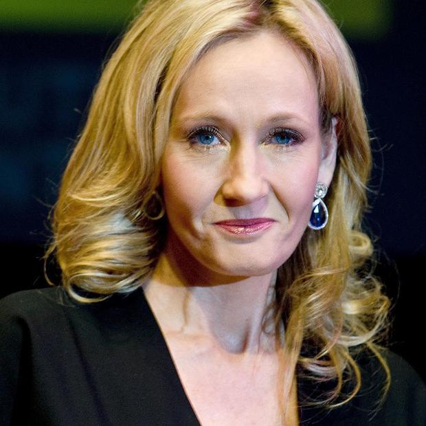 JK Rowling has been talking about trying to keep her links to The Cuckoo's Calling a secret