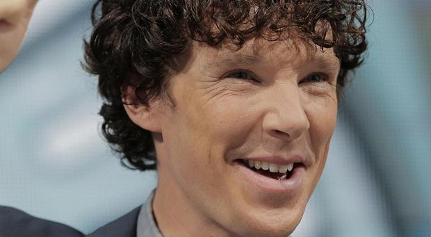 Benedict Cumberbatch helped two of his pals get married