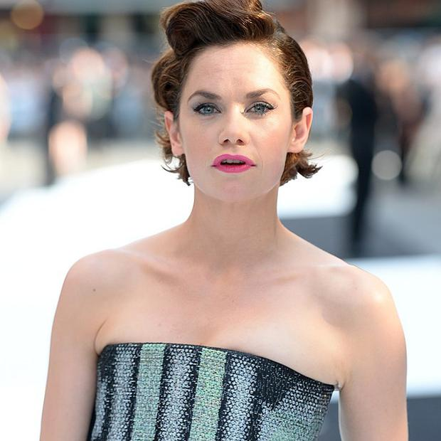 Ruth Wilson says her Luther scenes are fun to film