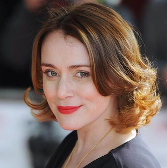 Keeley Hawes' fur coat from Ashes To Ashes is one of the lots in the BBC props auction