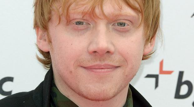 Rupert Grint has a theatre role lined up in Mojo