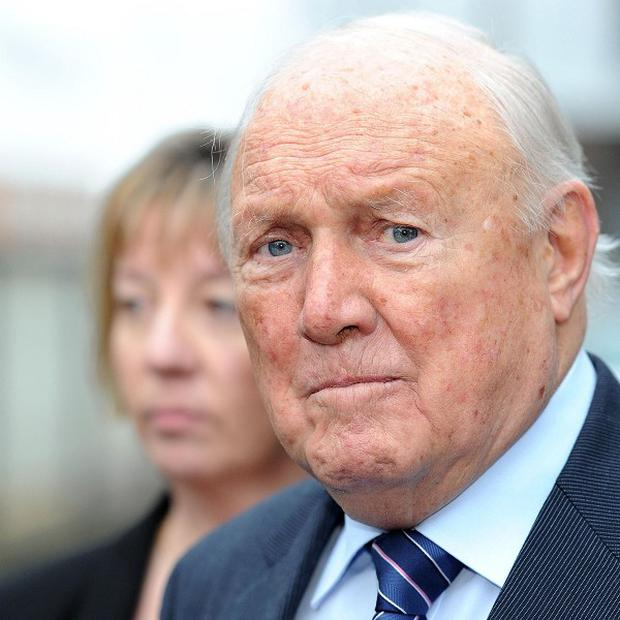 Stuart Hall's sentence has been doubled