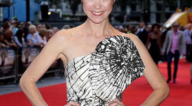Anna Maxwell Martin is nervous about her reception as Elizabeth Darcy