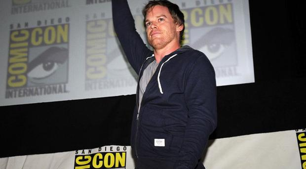 Michael C Hall says his killing scenes in Dexter can be tough to shoot