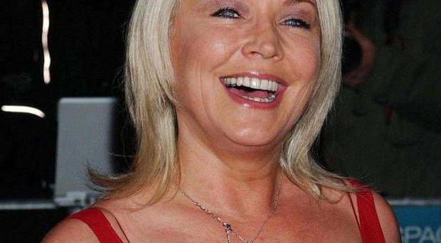 Amanda Redman expected her daughter to go into acting
