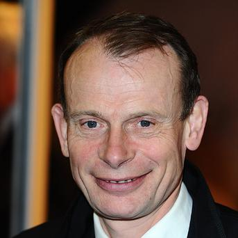 Andrew Marr is returning to duty, the BBC confirmed