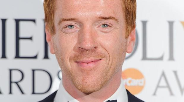 Ben Macintyre would like Damian Lewis to star in the TV adaptation of his book Double Cross