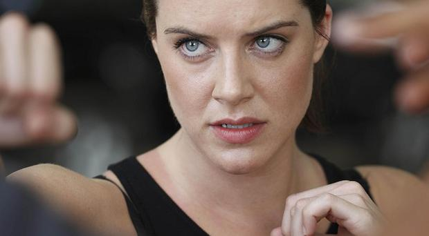 Michelle Ryan, who will guest star in the third series of BBC One's drama Death in Paradise (Handout/PA)