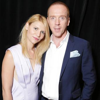 Claire Danes and Damian Lewis have been talking about the new series of Homeland