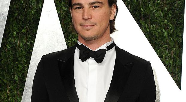 Josh Hartnett will play an American who finds danger in Victorian London in Penny Dreadful