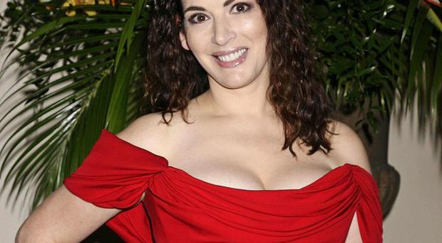Nigella Lawson has been married to Charles Saatchi for 10 years