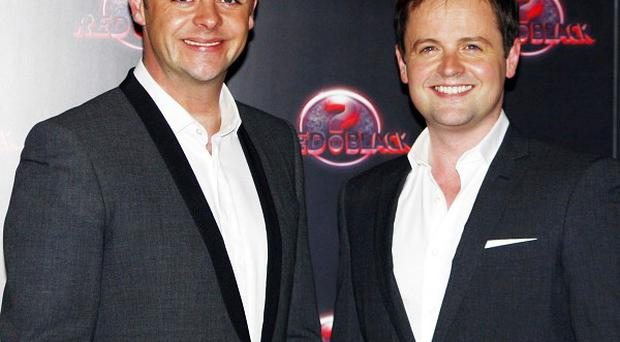 Ant and Dec shot to fame in Byker Grove