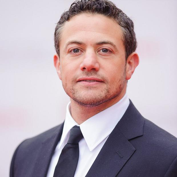 Warren Brown says he likes working with actors who make you 'up your game'