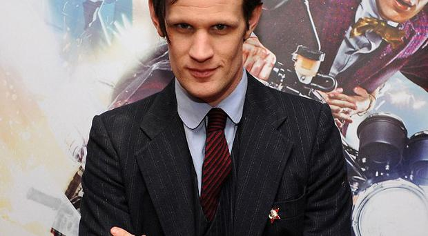 The identity of Matt Smith's replacement as the Doctor is top-secret