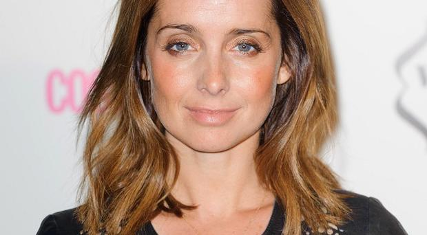 Louise Redknapp hasn't ruled out having cosmetic surgery one day