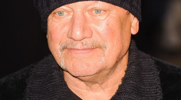 Steven Berkoff has hit out at the BBC