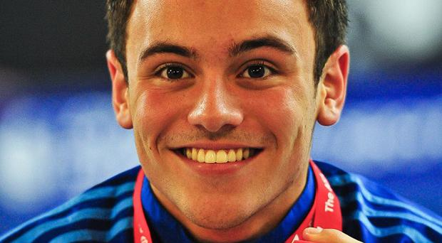 Tom Daley is going backpacking for a new TV series