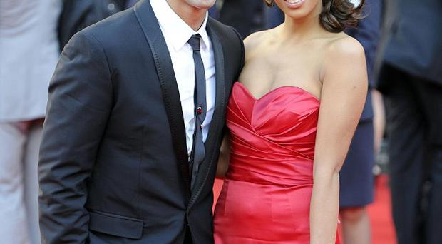 Marvin and Rochelle Humes will guest present This Morning
