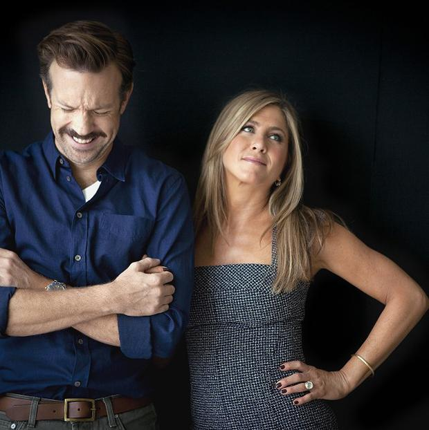 Jason Sudeikis and Jennifer Aniston star in We're The Millers