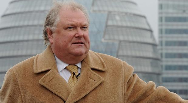 Lord Jones is to become a TV troubleshooter