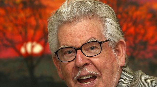 Rolf Harris will not present the next series of Channel 5's Animal Clinic