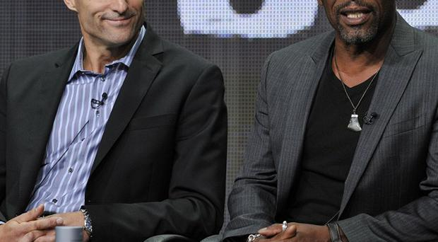 Mark Strong and Lennie James star in new US series Low Winter Sun