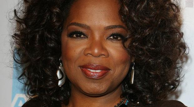 Oprah Winfrey is being awarded the Presidential Medal of Freedom