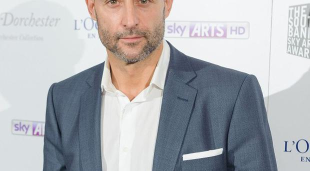 Mark Strong was reluctant to accept a job in the US