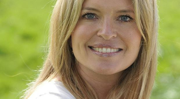 Tina Hobley has a wish-list of TV shows she would like to make