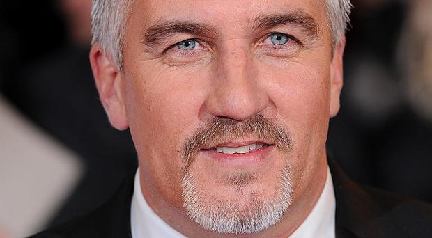 Paul Hollywood said he is