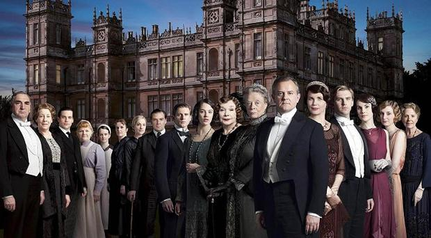 Downton Abbey has made the longlist to find the best British drama series of all time