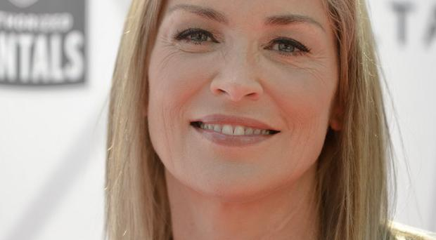 Sharon Stone says she avoids the unhealthy and unhappy stuff in life