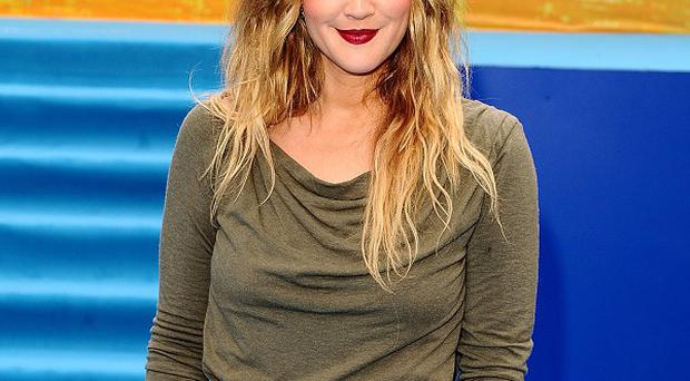 Drew Barrymore is ready to add to her family