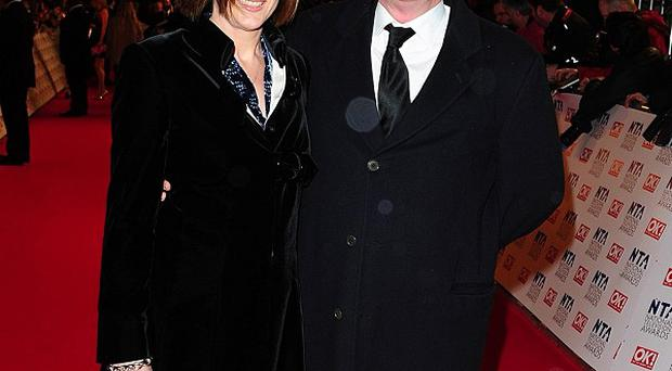 Martin Clunes stopped his wife Philippa Braithwaite having surgery